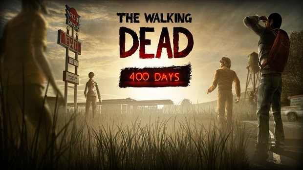 'The Walking Dead: 400 Days' DLC releasing this week