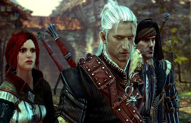 'Witcher 3' website has mysterious countdown