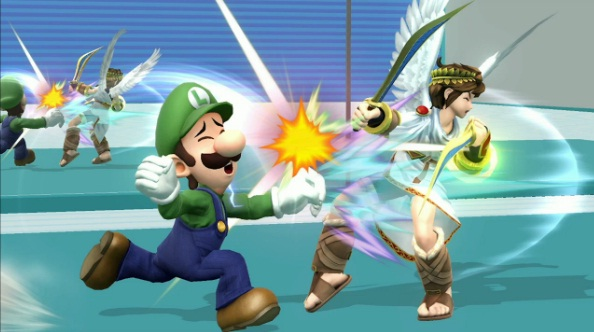 Luigi returns to 'Super Smash Bros.' on Wii U/3DS
