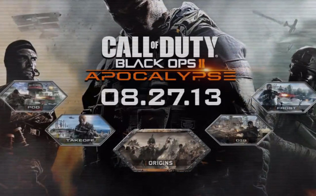 Final 'Black Ops II' DLC named Apocalypse, coming out on August 27th