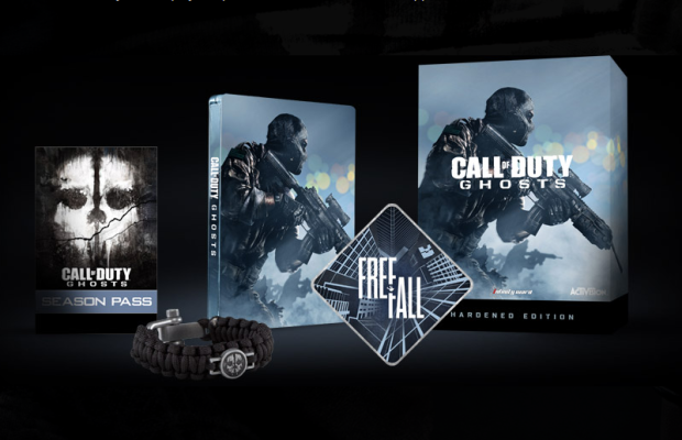'Call of Duty: Ghosts' Hardened & Prestige editions now available for pre-order