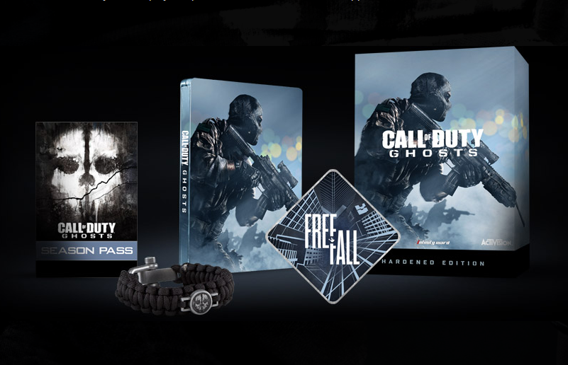 Call of Duty: Ghosts Prestige & Hardened
