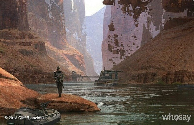 Cliff Bleszinski teases new project with screenshot