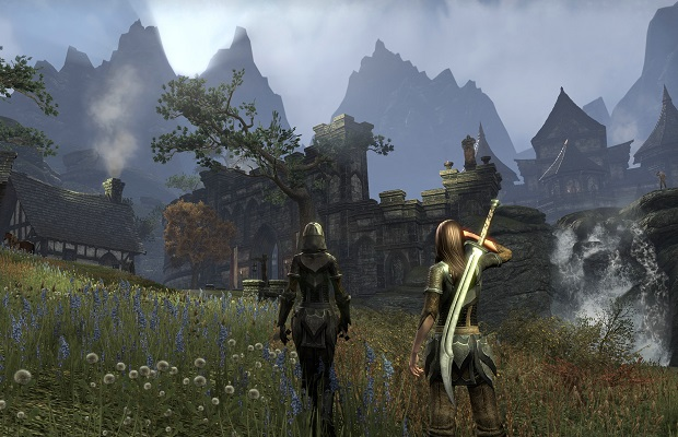 Sign up for 'The Elder Scrolls Online' beta on next gen consoles now