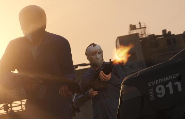 Rockstar releases a brand new 'GTA V' trailer
