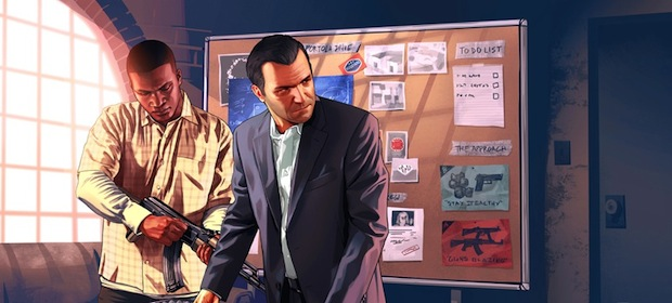 'GTA Online' Stimulus Package deposits starting now