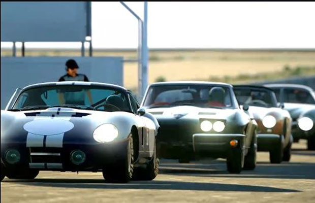 'Gran Turismo 6' will be released Dec 6, 2013