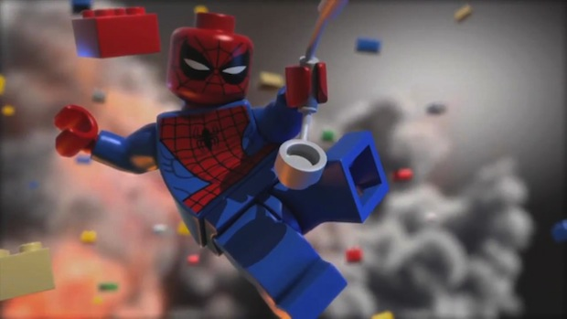 New 'LEGO Marvel Super Heroes' trailer shows off all-star cast