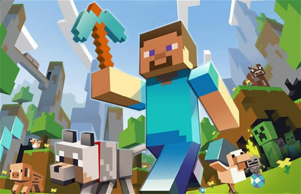 'Minecraft' coming to PlayStation 4
