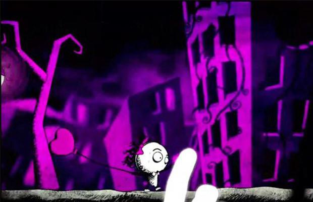 'Murasaki Baby' announced for the Playstation Vita