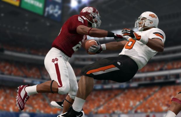 'NCAA Football 14' review