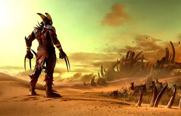 Re-imagined 'Shadow of the Beast' coming exclusively PlayStation 4