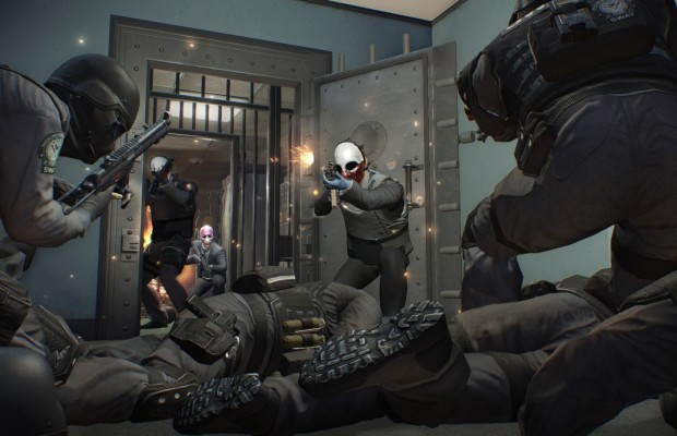 'Payday 2' release date confirmed, hits all platforms next week