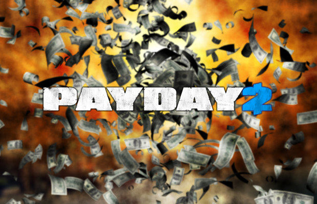 Payday-2-Wallpaper-Logo