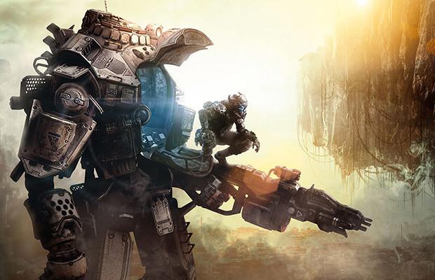 Gamestop leaks 'Titanfall' box art