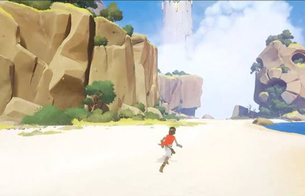 'Rime' announced by Sony for PS4