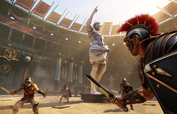 'Ryse: Son of Rome' multiplayer showcased with Gladiator mode