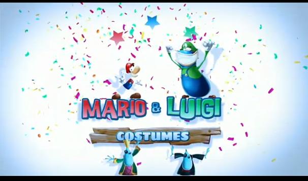 'Rayman Legends' for Wii U gets Mario & Luigi costumes