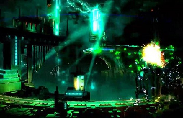 'Resogun' announced for PS4, from developers of 'Super Stardust HD'