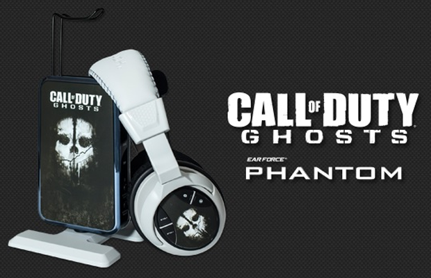 Turtle Beach finalizes 'Call of Duty: Ghosts' limited edition headset design