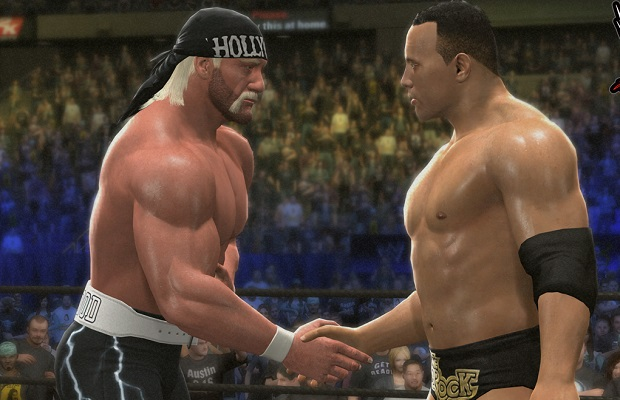WWE 2K14 Rock Hogan