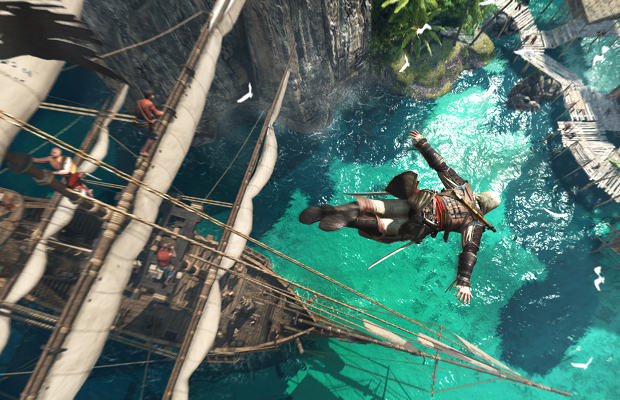 Ubisoft knows where 'Assassin's Creed' will end