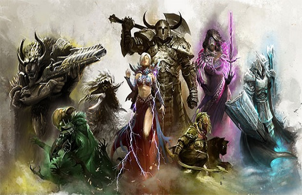 all-classes-of-guild-wars-2
