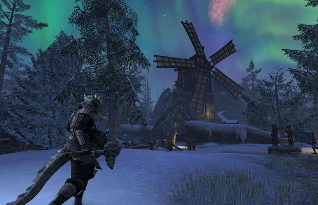 Magic not necessary in 'The Elder Scrolls Online'