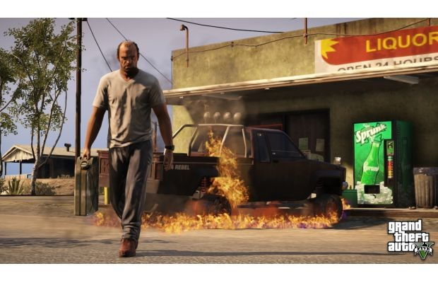 'GTA V' gangs are voiced by real gang members