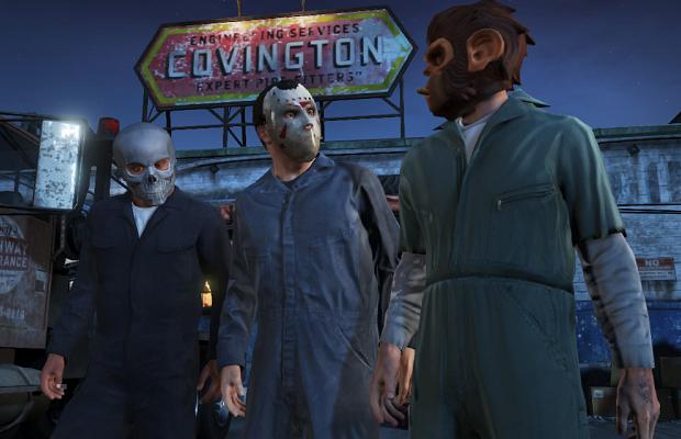'GTA V' DLC will be region locked