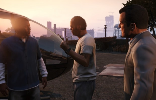Microsoft is banning consoles over 'GTA V' leaks