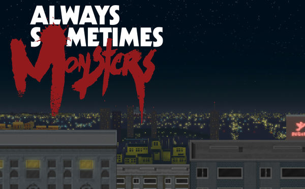 Devolver Digital announces 'Always Sometimes Monsters' coming to PC in 2014