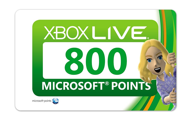Microsoft Points will expire in 2015