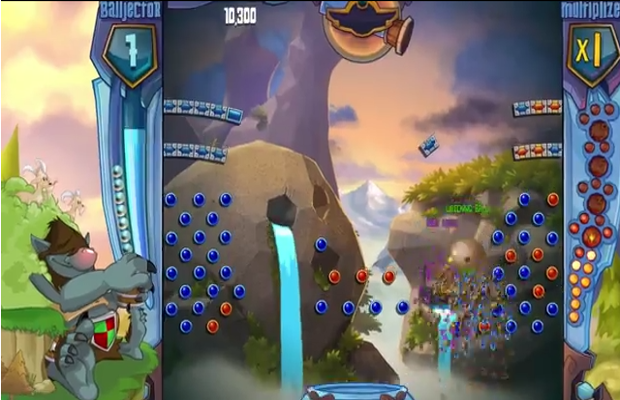 'Peggle 2' gameplay reveal trailer