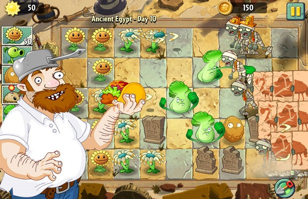 Interview with 'Plants vs. Zombies 2' senior producer Bernard Yee