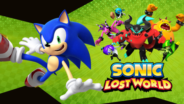 'Sonic Lost World' hits store shelves on October 22nd