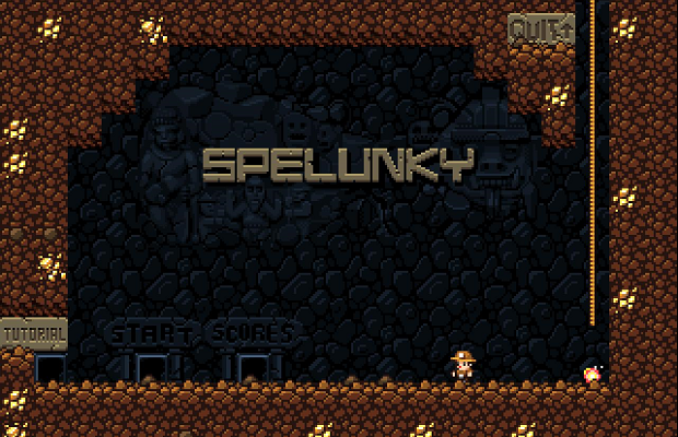'Spelunky' dives onto the Vita August 27