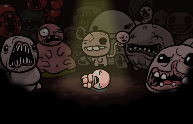 'The Binding of Isaac: Rebirth' coming to PlayStation 4, Vita and Steam early 2014