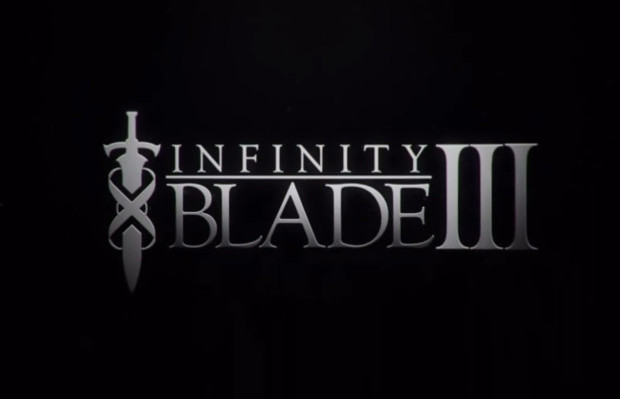 """Infinity Blade III' announced, launches next week"