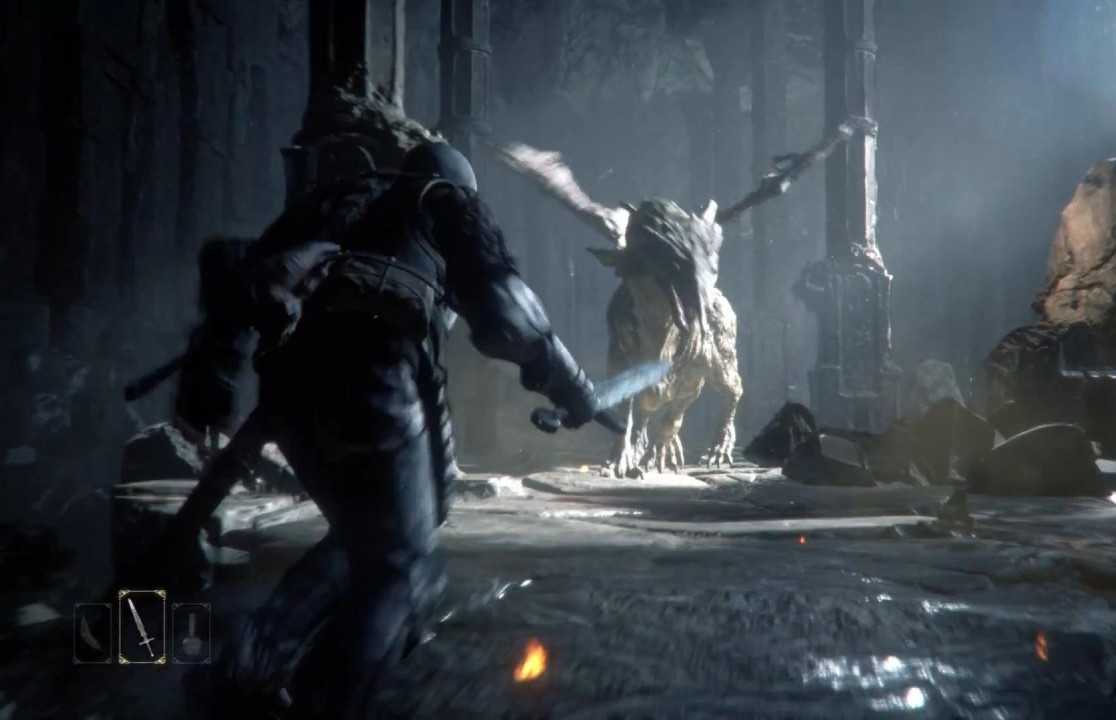 New 'Deep Down' trailer touches on the game's story