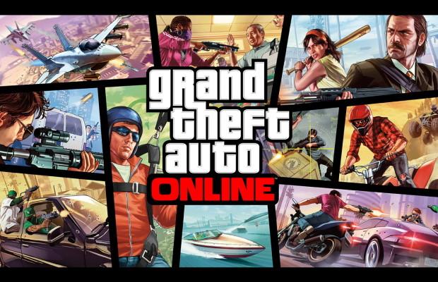 grand theft auto online header
