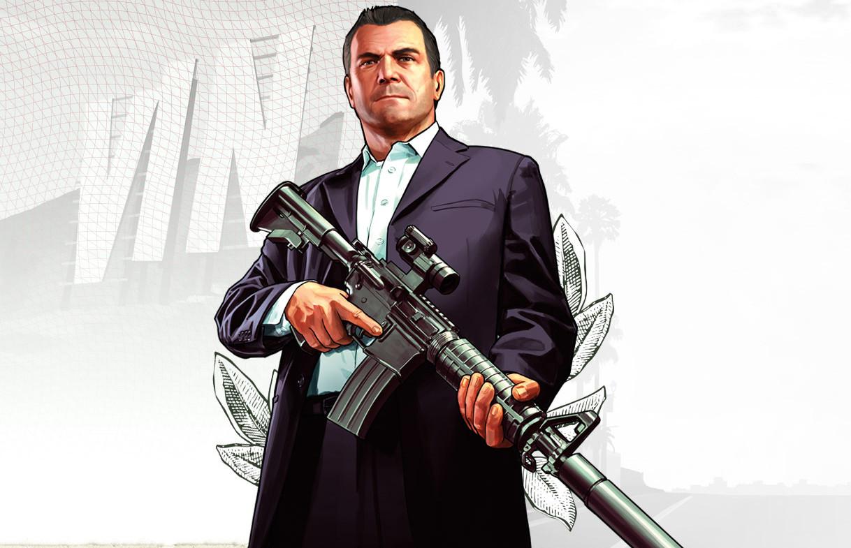 GTA V Michael