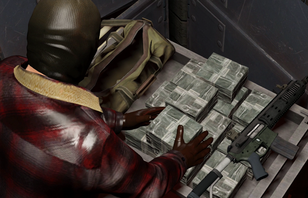 GTA V infinite money