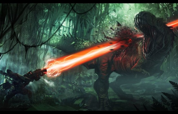 'Turok 2' was coming to 360 & PS3, tons of concept art leaks