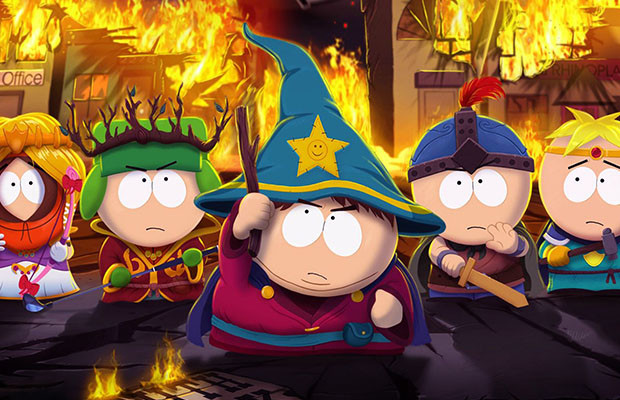 'South Park: The Stick of Truth' out on December 10