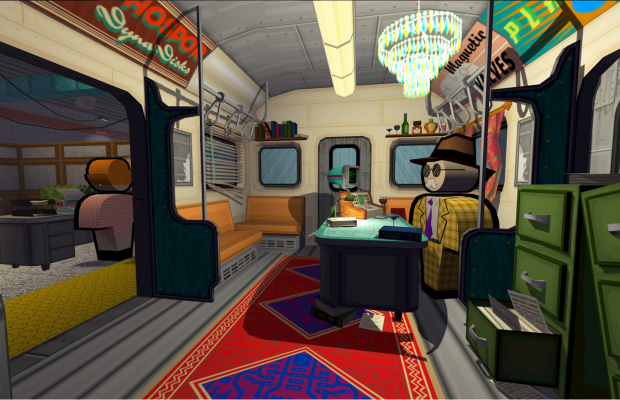'Jazzpunk' now available for pre-order, coming to PC/Mac/Linux January 2014