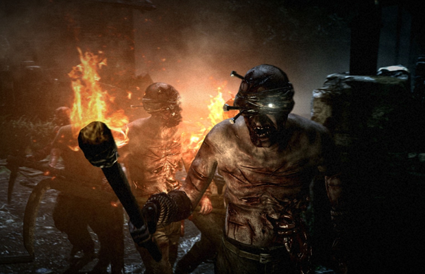 'The Evil Within' gameplay showcases the game's prologue