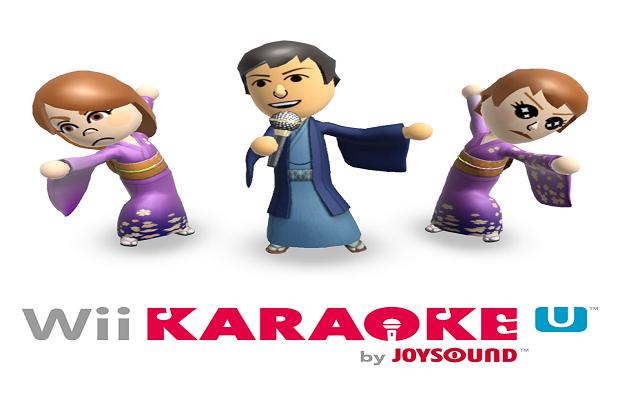 'Wii Karaoke U' app launches Oct. 4 in Europe