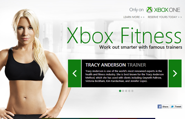 'Xbox Fitness' leaked, features Insanity, P90X & famous trainers