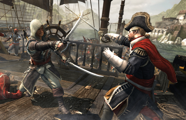 New trailer shows off 'Assassin's Creed IV' multiplayer